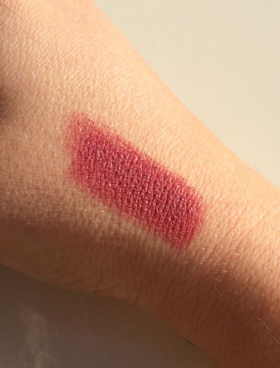 swatch bourjois rouge edition 12h