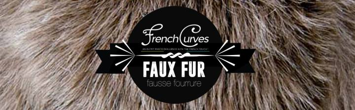 Frenc curves challenge Faux fur