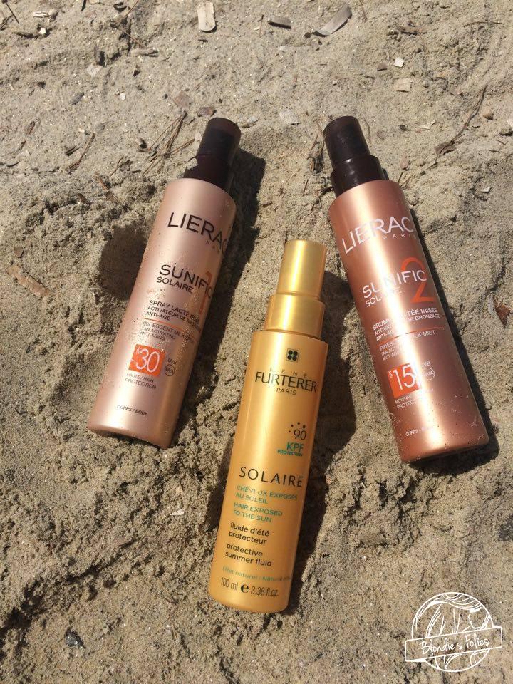 routine solaire peaux claires