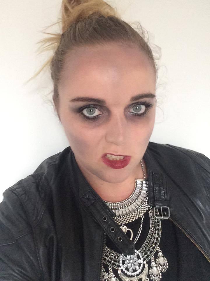 maquillage facile halloween