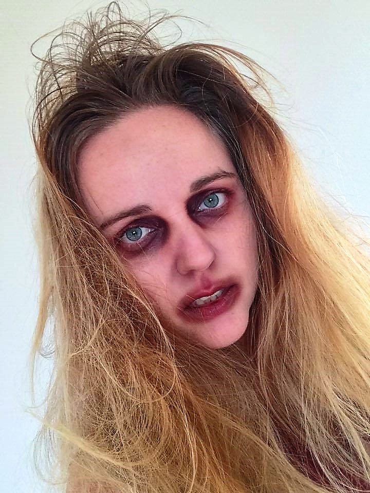 maquillage facile halloween